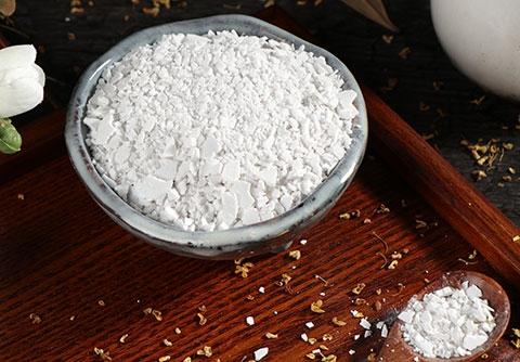 了解一下食用纯藕粉有哪些功效?