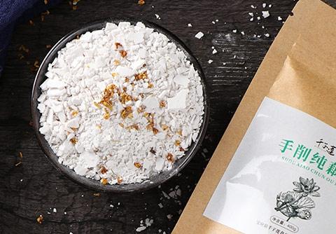 红枣纯藕粉的功效和作用有哪些呢?