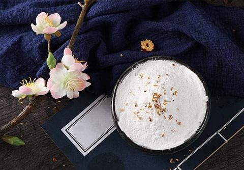 你知道吗纯藕粉是效果显著而且价格低廉的的美容品