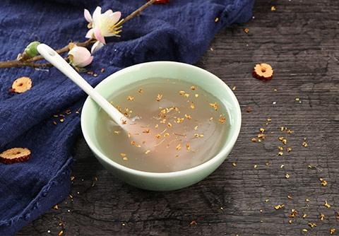 体质比较弱的人可以常吃纯藕粉