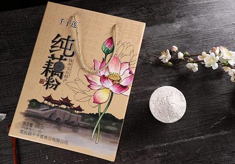 你知道手工藕粉鲜藕的保存方法吗