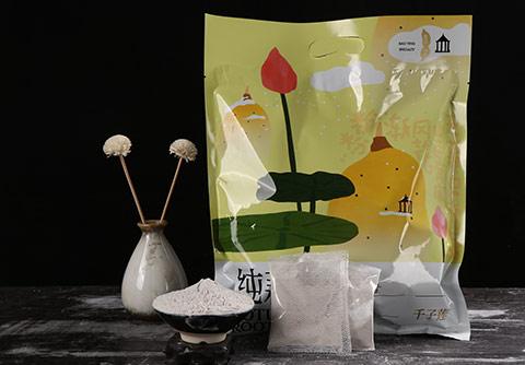 千子莲400g袋装纯藕粉